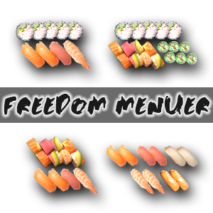 Freedom Menuer